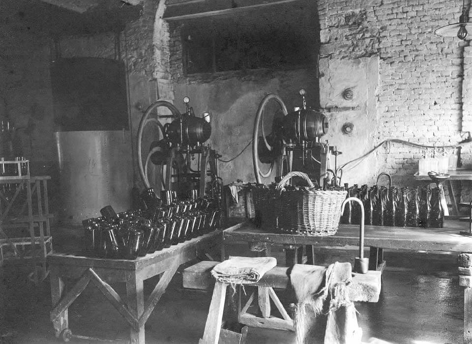 BOTTLING HALL