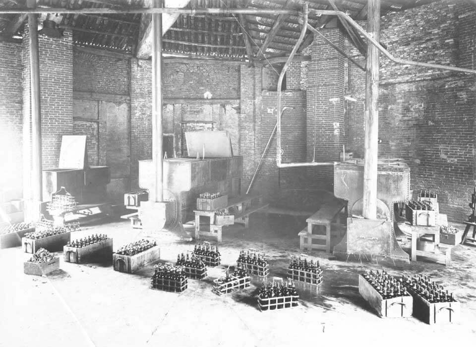 PASTEURISATION HALL