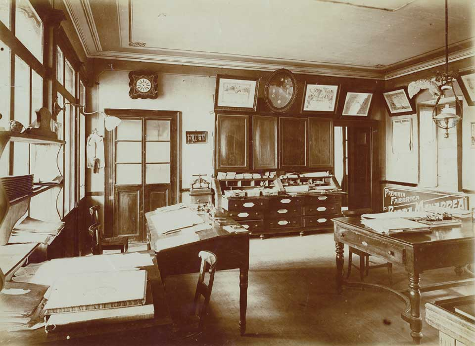 HEAD BREWER'S AND FINANCE OFFICE