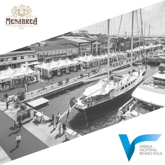 BIRRA MENABREA WEIGHS ANCHOR AT THE  VERSILIA YACHTING RENDEZ-VOUS